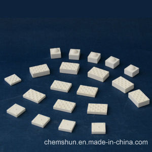Alumina Industry Ceramic Mosaic Tile Liner From Factory (25X10X3mm) pictures & photos