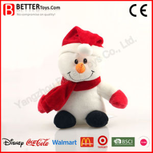 Christmas Day Gift Stuffed Toy Snowman pictures & photos
