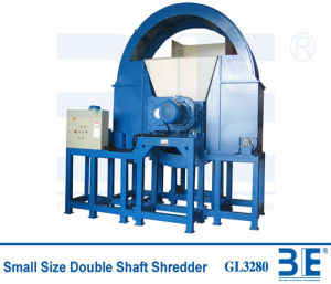 Double Shaft Shredder/Plastic Shredder/Wood Shredder/Tire Shredder pictures & photos