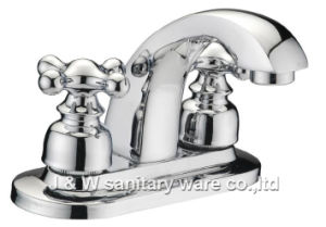 "4"" High Quality Lavatory (Bathroom, Sink) Faucet (E-25) pictures & photos"