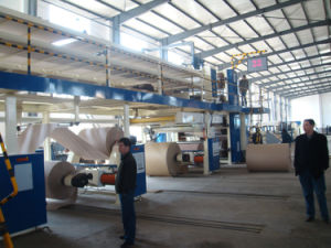 2100mm Kraft Paper Processing Machine pictures & photos