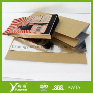 Paper Laminated Aluminum Foil packaging Material pictures & photos