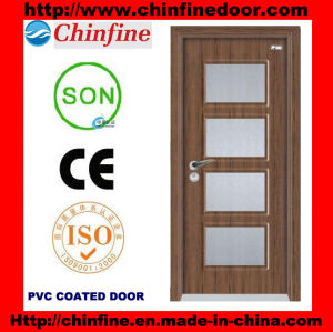 Hot Selling PVC Doors (CF-W040) pictures & photos
