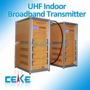Terrestrial Digital TV UHF Indoor Wide-Band Frequency Transmitter (CKUB-T1600)