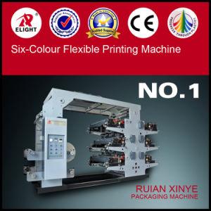 Six Color Flexible Printing Machine pictures & photos