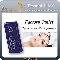 Hyaluronic Acid Dermal Filler for Plastic Factory Outlets OEM ODM 1ml 2 Ml 10ml 20 Ml 50ml 100ml pictures & photos