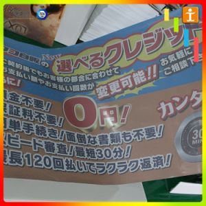 One Way Vision Sticker Perforated Sticker pictures & photos