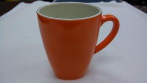100% Melamine Tableware- Duotone/100% Melamine Material/Double Color Coffee Mugs (QQ646) pictures & photos