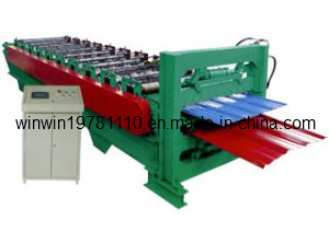 Low Waste Double Layer Roll Forming Machine (840/900)