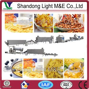 China Manufacturer of Breakfast Cereal Corn Flakes Equipment pictures & photos