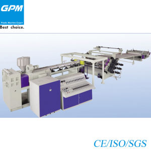 High Efficiency PP Hollow Gird Board Extrusion Line pictures & photos