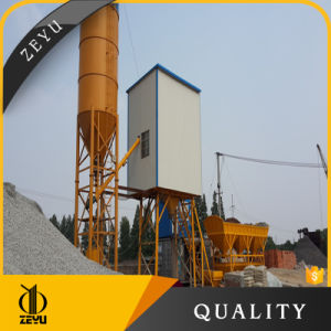 Precast Concrete Plants Hzs25 for Sale, Automatic Concrete Batch Plant with BV Certification pictures & photos