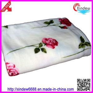 Printed Coral Fleece Blanket (xdb-013) pictures & photos