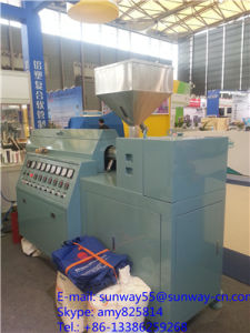 Plastic Hose Extruder Machine pictures & photos