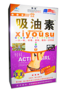 Xiyousu Detox Beauty Slimming Capsule (CS055-XYS) pictures & photos
