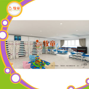 Kindergarten/Preschool/Nursery Classroom Furniture for Kids Study pictures & photos