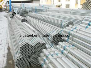 BS1387 11 Year Galvanized Steel Pipe Factory pictures & photos