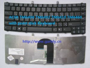 Us Sp It Layout for Acer TM6410 TM6490 Keyboard Laptop Keyboard pictures & photos