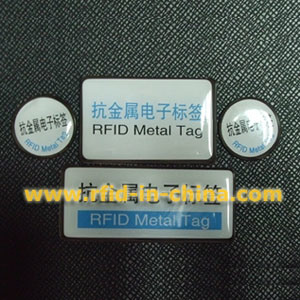125 kHz /13.56 MHz RFID Metal Tag Series pictures & photos