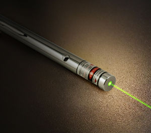 Green Laser Pointer Pen, Green Laser Flashlight (JL-005)