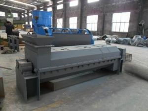 Double Screw Squeezer for Dewatering in Paper Pulp