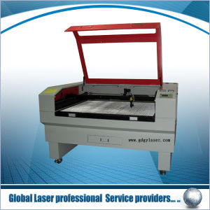 CE&FDA Laser Cutting Machine 100W (GY-1490E) pictures & photos