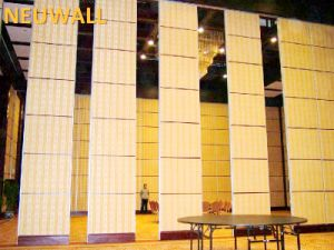 Movable Partition Wall for Hotels/Hospitals/Conference Hall pictures & photos