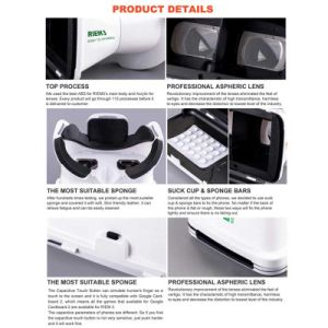 New Smart Phone 3D Virtual Reality Video Glasses Vr Box pictures & photos