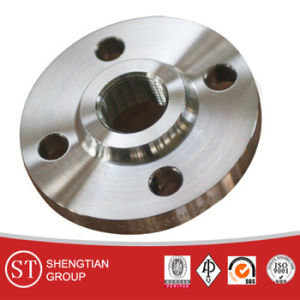Stainless Steel 150lbs Threaded Flange pictures & photos