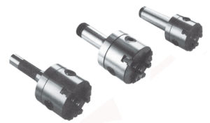 3&4 Jaw Shank Type Self-Centering Chucks
