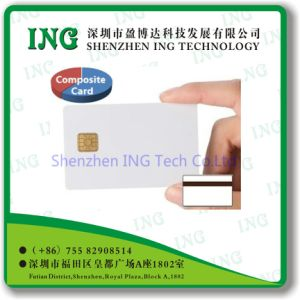 Zebra 800059-206-01 - Composite RFID Mag Stripe Card