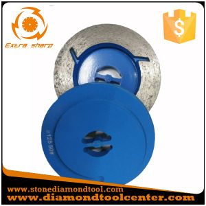 125mm Snail Lock Diamond Segment Granite Metal Grinding Wheel pictures & photos