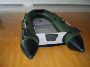 Inflatable Boat 2.3M with 4-Stroke 2.5HP/4HP pictures & photos
