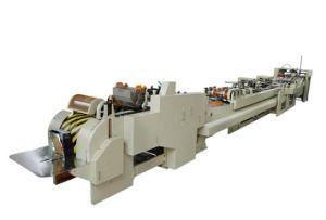 Sheet Feeding Paper Handbag Making Machine (HD430) pictures & photos