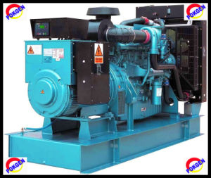 72kw/90kVA Silent Diesel Generator Powered by Perkins Engine