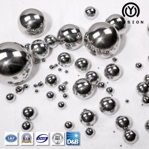30~150mm Suj3 Chrome Steel Ball for Four-Point-Contact Slewing Bearing pictures & photos