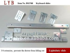 27mm Height Keyborad Slides (Economic type Keyboard) pictures & photos