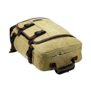 Canvas Backpack Bag, Shoulder Backpack (B765) pictures & photos
