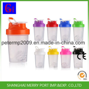 Eco-Friendly Material Transparent Protein Shaker Water Bottles Custom pictures & photos