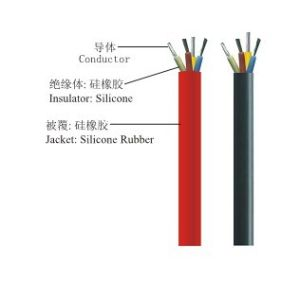 Ygz Silicone Rubber Power Cable pictures & photos