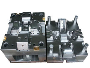Injection Mould, Plastic Automatically