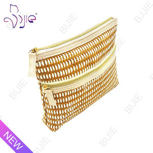 Straw Mat 2016 New Good Quality Toiletry Cosmetic Pouch pictures & photos