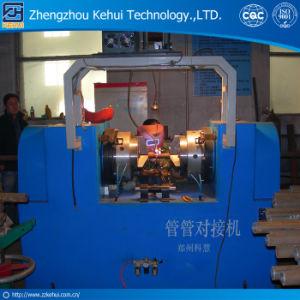 Automatic TIG Arc Butt Welding Machine