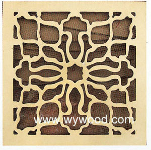 Carved Decorative Panel (WY-51) pictures & photos
