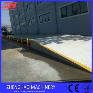2016 China Export Electronic Portable Truck Weighbridge for Sale