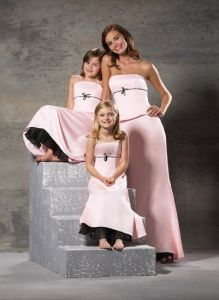 Bridesmaid Dress (21B)