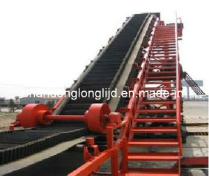 Raised Edge Sidewall Conveyer Belt