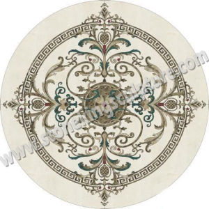 Stone Mosaic Tile, Marble Medallion/ Marble Pattern (SK-3366) pictures & photos