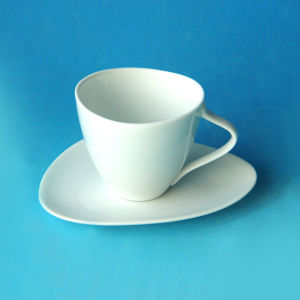 Porcelain Coffee Cup Set, Style# 354