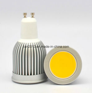 GU10 7W COB Epistar LED Spot Light pictures & photos